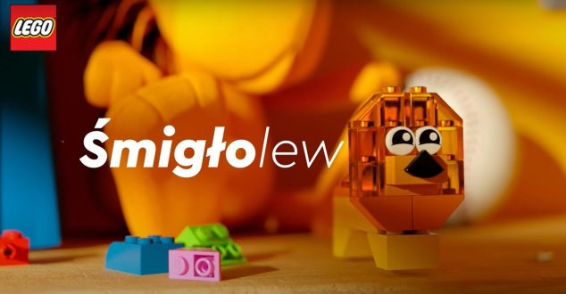 uwolnij kreatywość, dzień dziecka, fot. LEGO