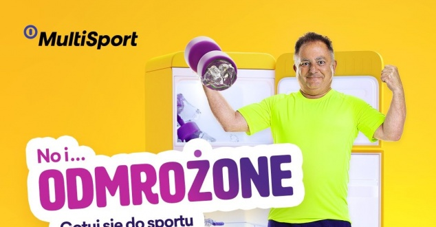 MultiSport, Makłowicz, fot. Benefit Systems