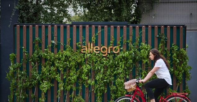 automaty paczkowe, paczkomaty, fot. Allegro