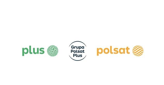 Nowe logo Polsatu i Plusa