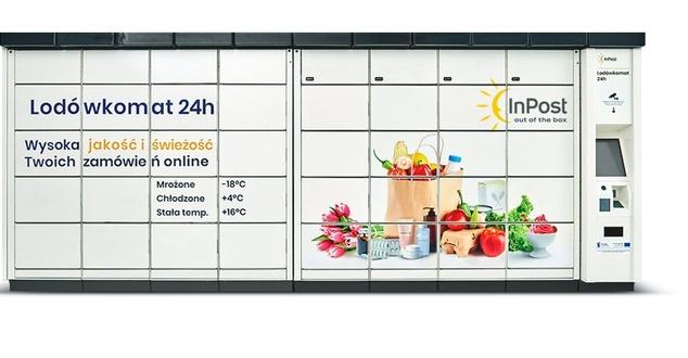 InPost rozwija sieć lodówkomatów. Maszyny staną w dużym polskim mieście