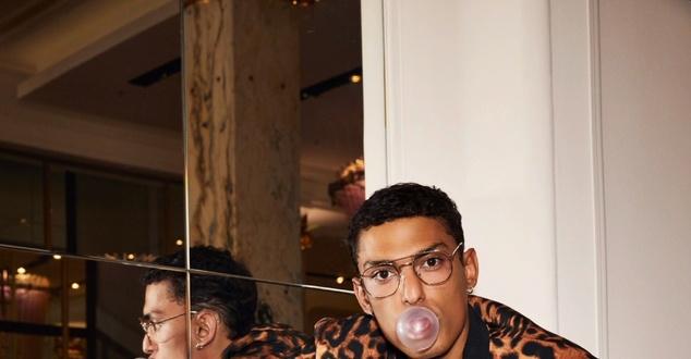 sneakersy, buty, fot. Lidl