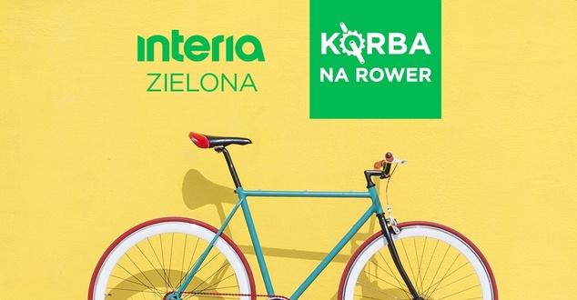 Zielona Interia promuje kolarstwo w ramach kampanii Korba na rower