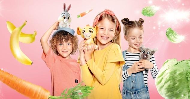 Disney i Lidl Polska nawiązały współpracę. Pluszowe postacie z bajek dostępne w nowej akcji lojalnościowej