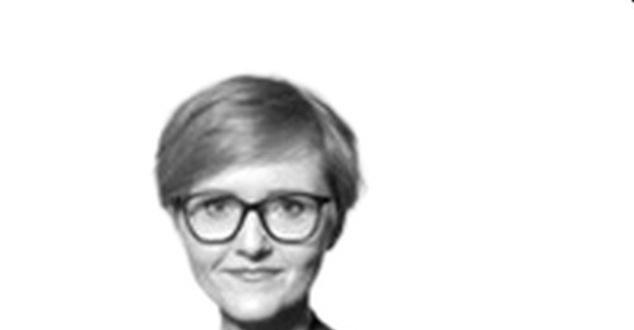 Patrycja Herbowska jako Head of Analytics Practice w firmie Kantar