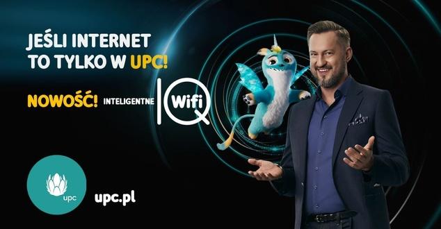 Marcin Prokop bohaterem nowej kampanii UPC