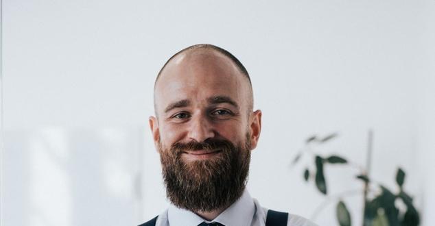 Adam Trojańczyk, COO i członek zarządu Inwedo