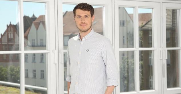 Dawid Pożoga jako Chief Marketing Officer w rankomat.pl