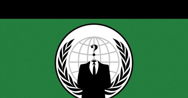 Public Domain/Wikimedia/ Flaga Anonymous