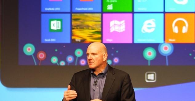 HP odwraca się od Windowsa 8