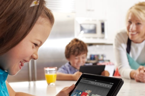 Kindle aktualizuje się dla nowego iPada