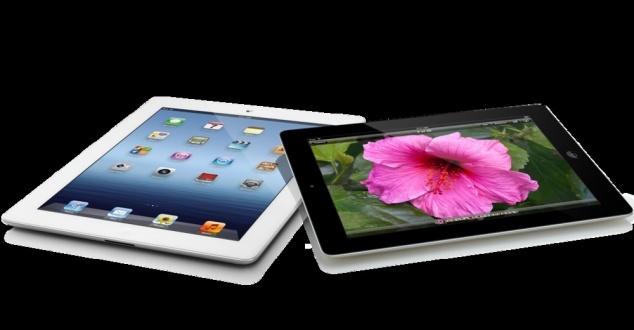 Nowy iPad na początku 2014 roku