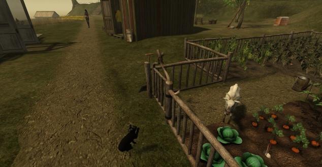 World of Goatcraft, czyli symulator kozy w świecie fantasy
