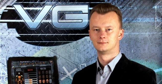 fot. Vivid Games, na zdjęciu Jarosław Wojczakowski