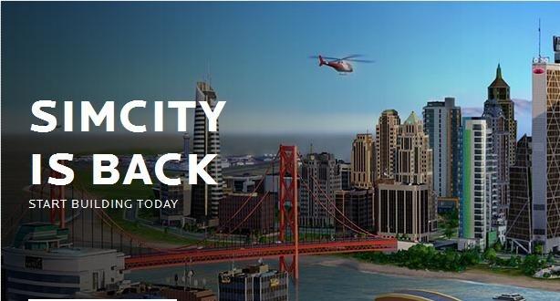 SimCity 5 tylko online