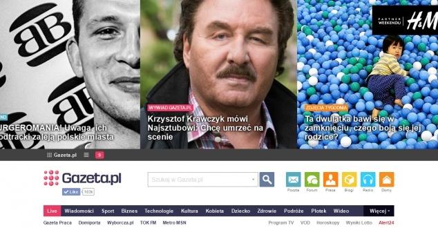 Gazeta.pl zmienia się co weekend. Zobacz, jak projekt ocenia konkurencja