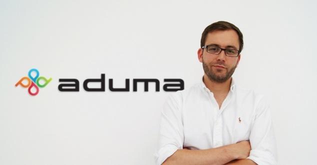 fot. Aduma, na zdj. Maciej Mielcarek, wiceprezes Aduma SA