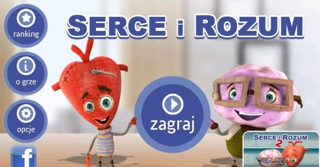 Serce i Rozum - jedna z najlepszych polskich aplikacji mobilnych