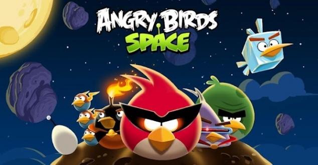 Rekord Angry Birds. Ptaki w kosmosie razy 10 mln