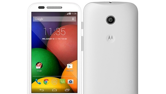 Motorola pokazała taniego smartfona