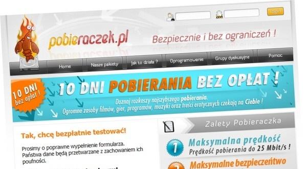 Pobieraczek.pl zapłaci karę