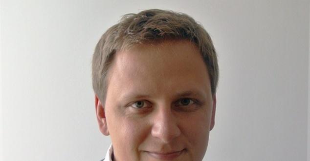 Na zdjęciu Tomasz Wesołowski, fot.: Grupa Unity