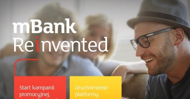 Mbank inwestuje 100 milionów. I zalicza wpadkę