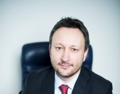 na zdjęciu: Grzegorz Haftarczyk, fot.: Polskapresse