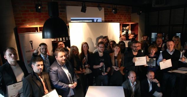 Nagrody Webstarfestival 2014 rozdane. Jacek Świderski Człowiekiem Roku