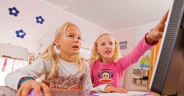 Jak social media mogą pomóc dzieciom? [INFOGRAFIKA]