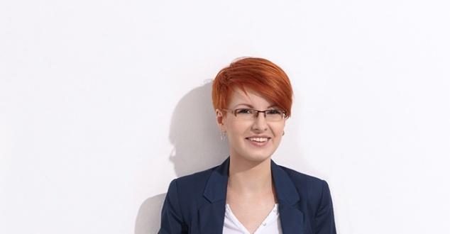 Na zdjęciu Paulina Krasińska (fot. Lemon Sky J. Walter Thompson Poland)