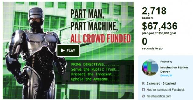 Screenshot - Kickstarter.com