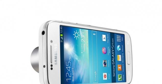 Samsung pokazuje model Zoom