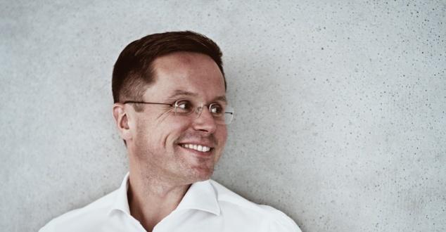 Na zdjęciu Łukasz Wejchert (fot. Dirlango)