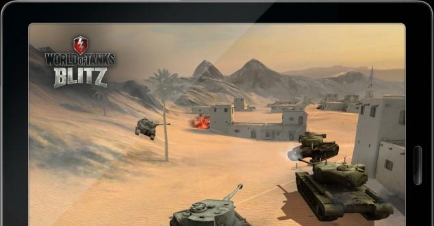 Gra World of Tanks będzie dostępna na iOS i Androida