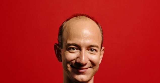 Jeff Bezos (fot. Amazon Media Room)
