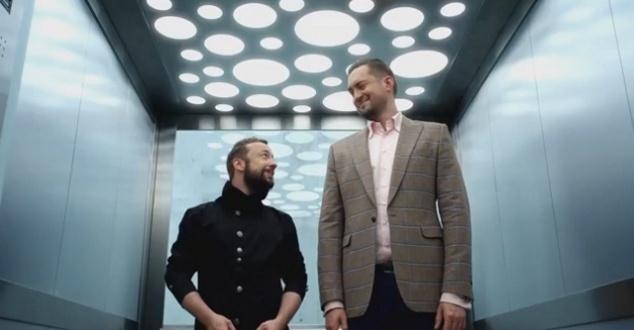 Mozil i Prokop w reklamach T-Mobile