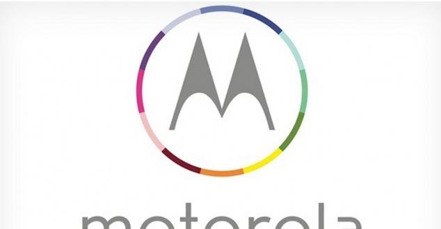 Motorola z nowym logo