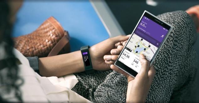 Microsoft Band. Inteligentny zegarek czy tylko sportowa opaska?