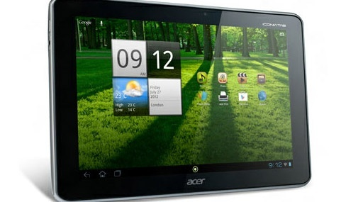 Acer z nowym tabletem. 32GB Iconia Tab A700 już w sprzedaży