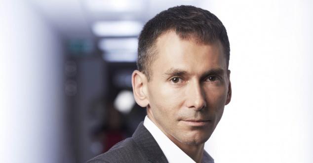 Tomasz Czechowicz, prezes i założyciel MCI Management [ fot. MCI Management]