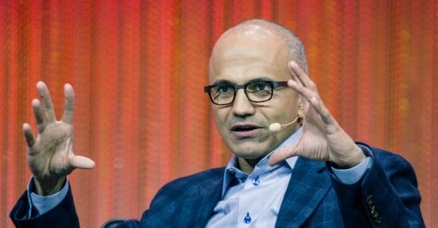 Satya Nadella nowym CEO Microsoftu