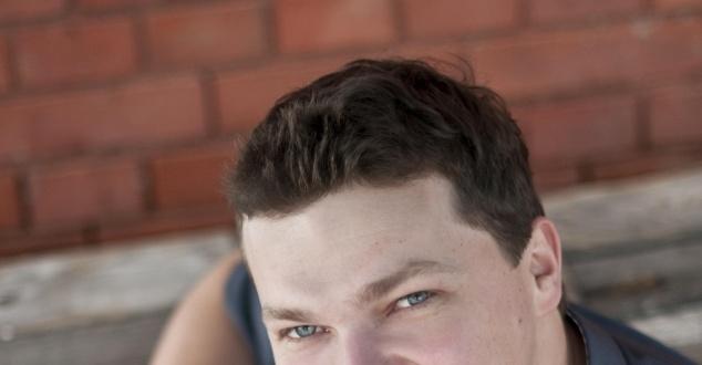Patryk Strzelewicz, pomysłodawca kostki DICE+ [fot. Game Technologies]