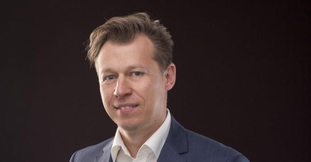 Na zdjęciu Dariusz Geiger (fot. Ingenious Technologies Polska)