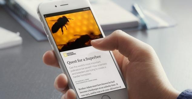 Instant Articles to wyzwanie rzucone Google. Kolejne od Facebooka