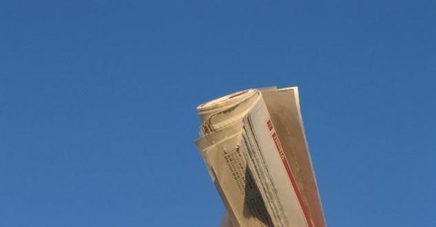 Facebook pracuje nad gazetą
