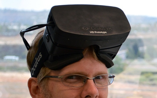 John Carmack [fot. Oculus VR]