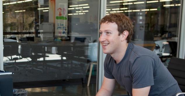 fot.: Facebook/mat.pras., na zdjęciu Mark Zuckerberg