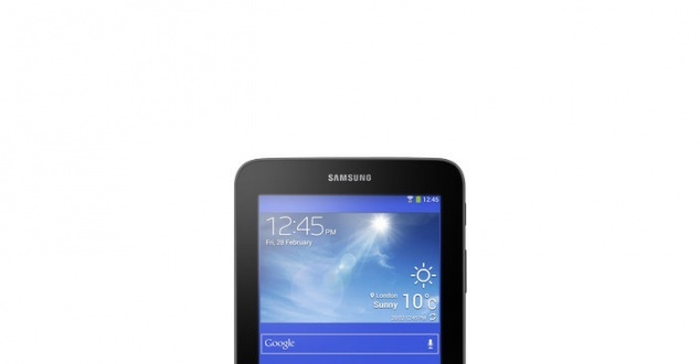 Samsung pokazał kolejny tablet