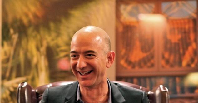 Jeff Bezos - założyciel Amazona. Obecnie jeden z najbogatszych ludzi na świecie według rankingu Forbesa. Fot. Steve Jurvetson/CC BY 2.0/flickr